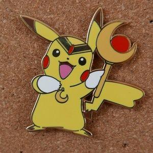 Sailor Pikachu Enamel Pin